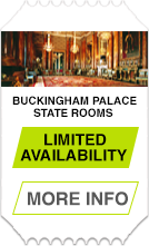 Buckingham Palace - The State Rooms