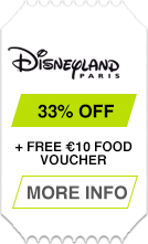 Disneyland® Paris Ticket