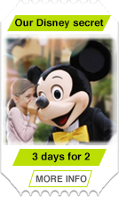 3 Days for the Price of 2 - Disneyland Paris