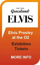 Elvis Presley at the O2