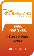 Disneyland Paris Winter Offer