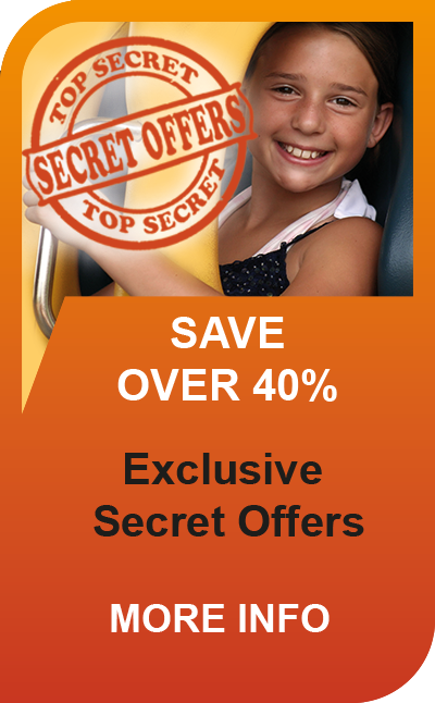 Exclusive Secret Offers