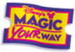 Disney's Magic Your Way - Base Ticket includes: