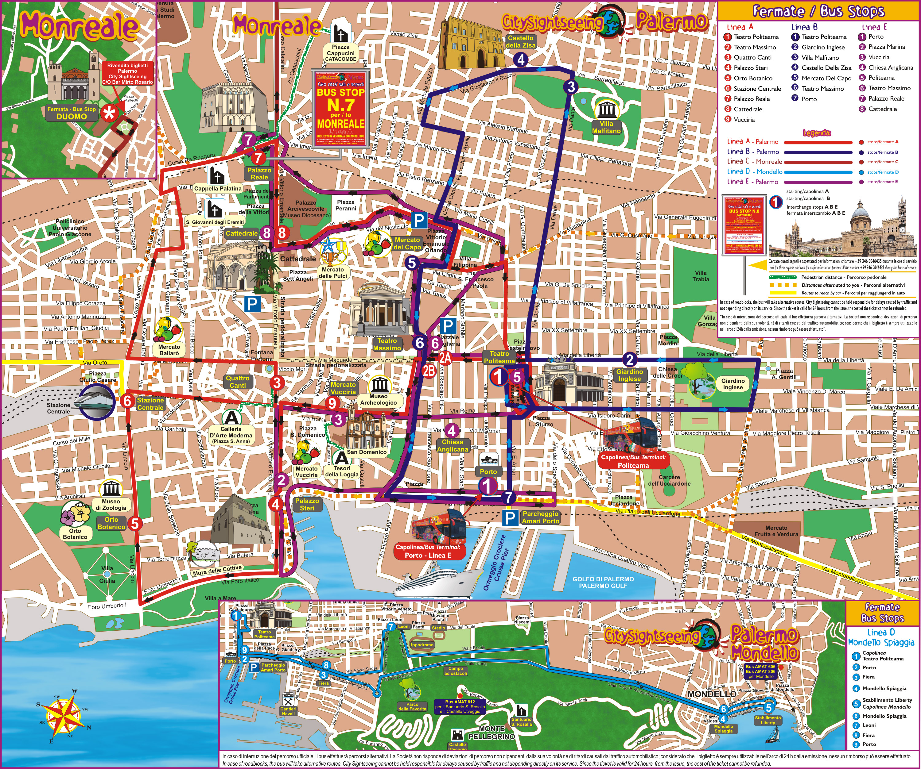 old montreal walking tour map with Palermo City Sightseeing on Historic Nyc Maps in addition Plan Metro Barcelone further Quebec furthermore Eastern Canada Railway additionally File New York Manhattan printable tourist attractions map.