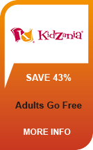 KidZania London Adults Go Free