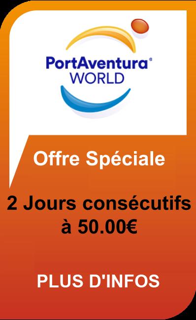 PortAventura World Offres, Billets et Réductions