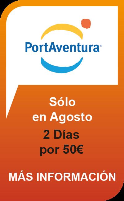 PortAventura Park - 2 Días por 50€