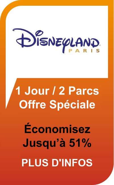Disneyland Paris - Billets, Offres et Réductions