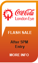 London Eye Flash Sale - After 5pm