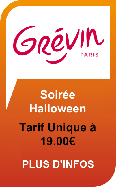 Musée Grévin Soirée Halloween