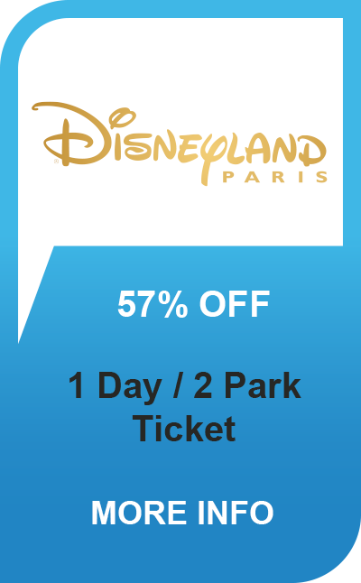 Disneyland Paris Tickets and Deals