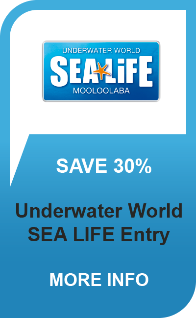 Underwater World - SEA LIFE