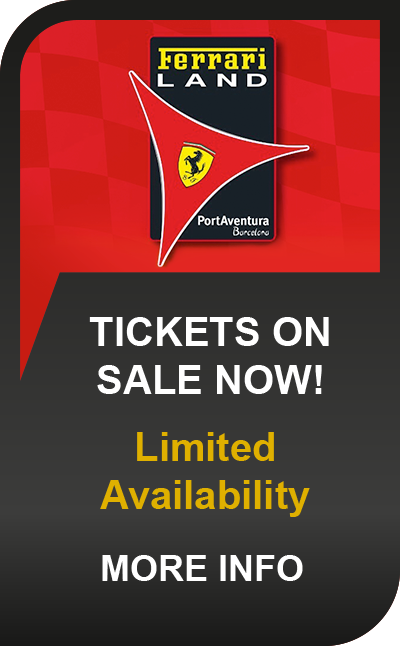 Ferrari Land Tickets