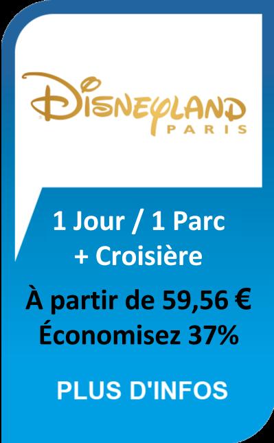 Disneyland Paris Offres et Réductions