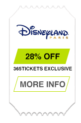 Disneyland Paris Special Offers Tickets