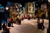 Dickens World town