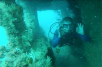 Scuba Diving Salou Passageway