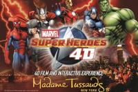 Marvel Superheroes 4D Experience