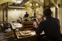 Churchill Museum operations chambre