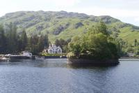 loch Lomond lake view
