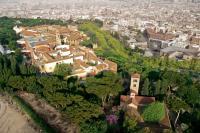 Poble Espanyol De Montjuic Village