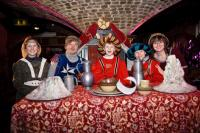Medieval Banquet Fancy Dress