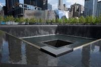9/11 Memorial Museum | Wasserbecken