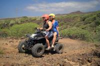Quad Bikes Tenerife Couple
