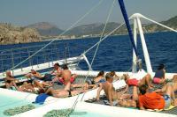 Catamaran Cormaran