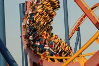 Parque Warner Madrid Coaster