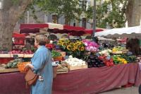 Marché d'Aix en Provence