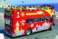 City Sightseeing Bus in Malta