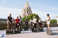Segway Tour Paris with Fat Tire Bike Tours