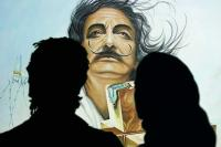 Salvador Dalí Berlin Portrait