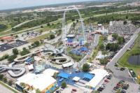 Aerial View of Orlando