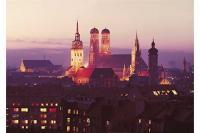 München in der Dämmerung | Stadtrundfahrten von Gray Line Sightseeing | 365Tickets Germany
