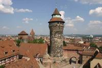 Blick über die Dächer von Nürnberg | Tagestour ab München auf den Spuren der Geschichte | Gray Line Sightseeing | 365Tickets Germany