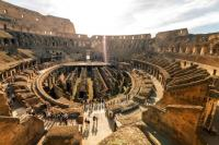 The Colosseum - walking tours