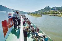 KD Rheinschiffahrt MS Bad Godesburg | Aussicht vom Freideck| beste Preise und Rabatte | 365Tickets Germany