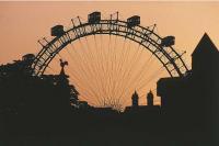 Wien bei Nacht | Bustour Vienna Sightseeing | Wiener Riesenrad | 365Tickets Austria