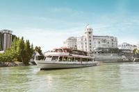 Donaupanoramatour Wien | Kombitour mit Bus & Boot | Vienna Sightseeing | 365 Tickets Austria