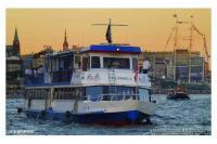 Viktoria auf der Grossen Hafenrundfahrt Hamburg | Elbe Erlebnistörns | 365Tickets Germany
