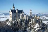 Schloss Neuschwanstein im Winter | Tagestour ab München auf den Spuren König Ludwigs II. | Gray Line Sightseeing | 365Tickets Germany