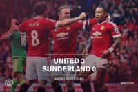 Man Utd v Sunderland - 2015/2016