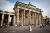 BicTic: Yellow + Purple Tour Berlin City Circle | Brandenburger Tor