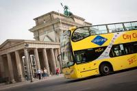 City Circle Sightseeing Berlin Hop on Hop of Brandenburger Tor