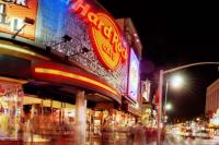 Hard Rock Cafe - Hollywood on Hollywood Blvd