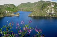 San Cristobal and Montebello Lakes Tour - Blue Lake