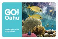 Go Oahu Card - The Insiders Card