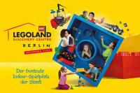Legoland Discovery Center Berlin buntester Indoor-Spielplatz der Stadt